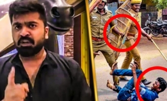 Don't Mess With Me : Simbu on Police Firing at Tuticorin