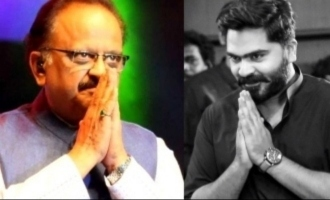 Simbu remembers two important milestone moments he had with SPB