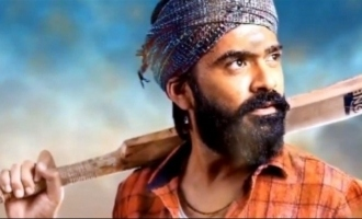 Simbu releases sensational video of 'Easwaran' beats