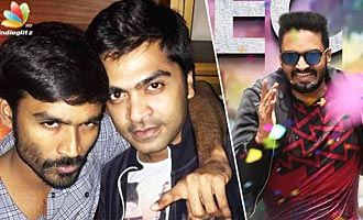 Dhanush, STR reunite for Sakka Podu Podu Raja