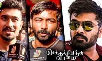 CCV is a Treat to all Simbu Fans | Public Review & Reaction