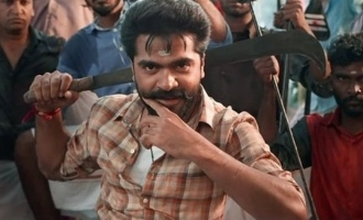 'Easwaran' teaser brings back stylish and energetic Simbu in topmost form