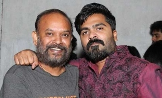 Exclusive Update on 'Maanaadu' first look that will drive Simbu fans to ecstasy