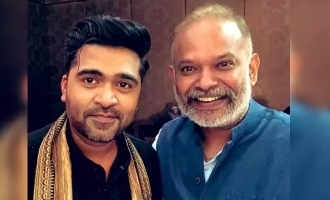 Venkat Prabhu gives a hot update on Simbu's  'Maanaadu'