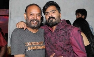 Simbu and Venkat Prabhu's next movie after 'Maanaadu' title and other details out?