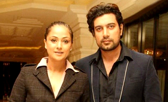 Simran gets a challenging role in her Husband's new venture