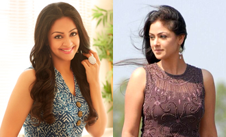 Simran takes the exact route of her rival Jyothika