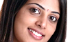 Sindhu Menon swoons on sets