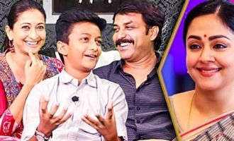 Jyothika Helped Me to Cry : Sindhu & Shyam Ganesh Interview