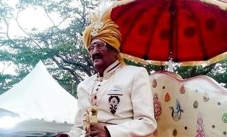 தமிழகத்தின் கடைசி ஜமீன் காலமானார்: தலைவர்கள் இரங்கல்