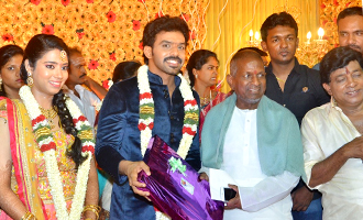 Singamuthu Son Wedding Reception