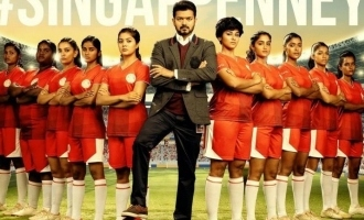 Thalapathy Vijay gives a rare chance to his Singapenn female fans