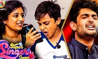Chinmayi and Surya's Performance from Super Singer Junior 6