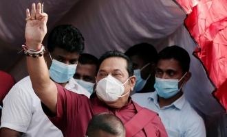 இலங்கையில் மீண்டும் பிரதமராகிறார் மகிந்த ராஜபக்சே!!! நாடாளுமன்ற தேர்தல் முடிவுகள்!!!