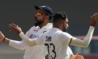 Mohammed Siraj talks about depression over losing father and how Virat Kohli helped him