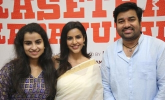 Mirchi Shiva and Priya Anand team up for the third time