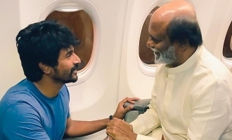 Is Sivakarthikeyan's dual role movie title inspired from Rajinikanth's famous dialougue?