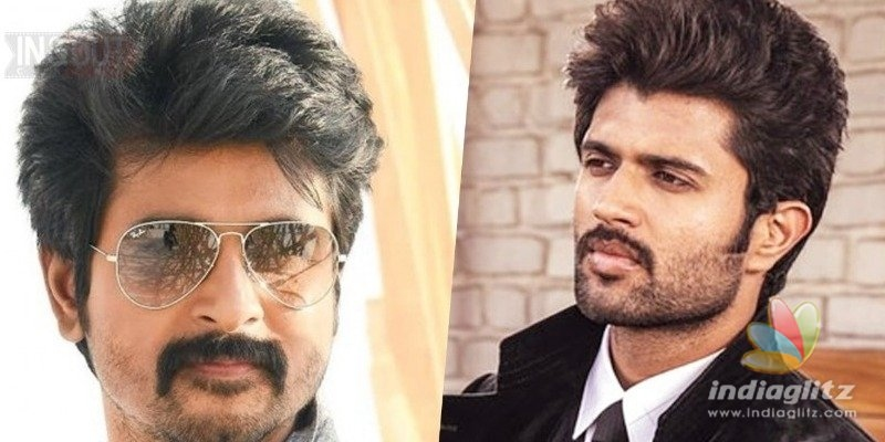 Sivakarthikeyan or Vijay Deverakonda? - Hero war intensifies