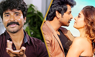Iraiva is nice onscreen but shooting was TOUGH! : Sivakarthikeyan Interview