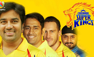 Mirchi Shiva on CSK's comeback