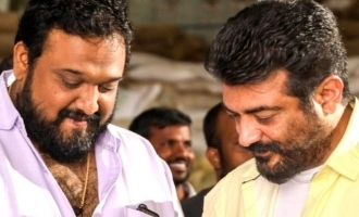 Director Siva thanks Thala Ajith!
