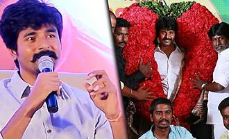 I never try to use my fans : Sivakarthikeyan Speech