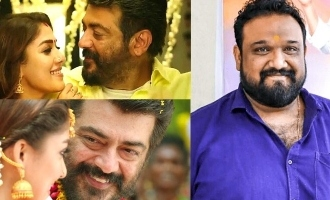 Is Viswasam is Siruthai Siva brother Bala in real life story