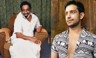 Another handsome hero from Nadigar Thilagam Sivaji Ganesan family to debut soon