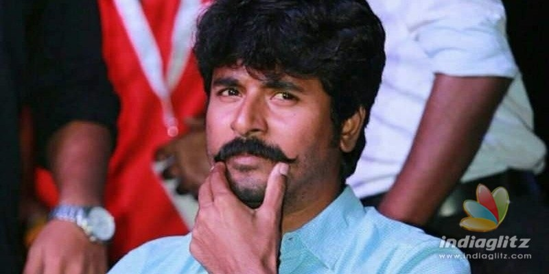Sivakarthikeyan to play triple roles in his next movie