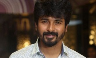Sivakarthikeyan's double donation to Gaja Cyclone victims