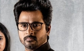 Sivakarthikeyan gives two surprise Diwali treats for fans
