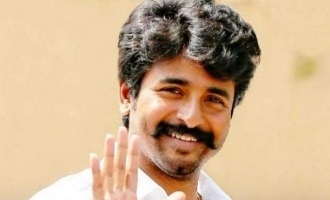 Hot update that Sivakarthikeyan fans have been waiting for is finally here