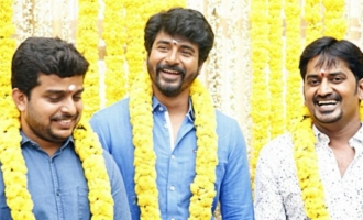 Sivakarthikeyan's New Movie Pooja