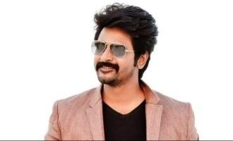 Police officer asks youngsters to follow Sivakarthikeyan's no bad habits policy