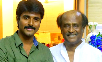 Superstar Rajinikanth's unexpected  call to 'Remo' Sivakarthikeyan