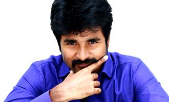 Sivakarthikeyan follows Kamal, Vikram and Suriya for 'Remo'