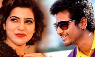 Sivakarthikeyan - Samantha pair up -  exciting details