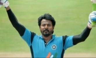 Sivakarthikeyan launches T20 cricket league franchise