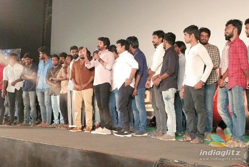 Sivakarthikeyan announces next production after 'Kanaa' - Telugu