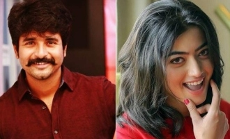 Charismatic stars Sivakarthikeyan and Rashmika Mandanna teaming up?