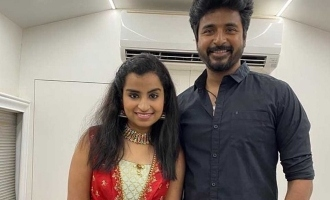 Sivakarthikeyan and Sivaangi's latest clicks go viral - Their characters in 'Don' revealed?