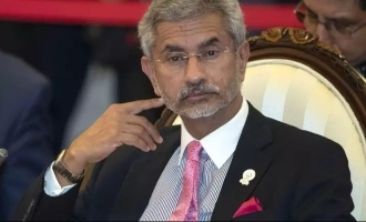 Foreign minister S. Jaishankar holds talks with his 11 counterparts