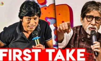 Amitabh's Performance is First Class I SJ Suryah