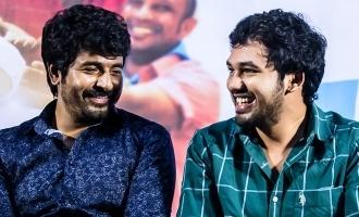Siva Karthikeyan's director to direct Hop Thamizha next?