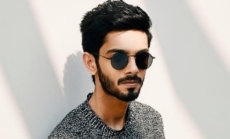 Will produce Anirudh's first film as hero, says popular actor!