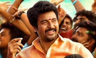 Siva Karthikeyan's message after comeback success!