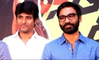 Sivakarthikeyan predicted Dhanush's Best Actor National Award win much earlier