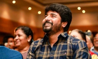 Siva Karthikeyan's kind gesture for student!