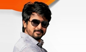 Mass title of Lyca's and Siva Karthikeyan's exciting new movie revealed!