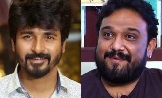 Sivakarthikeyan & Siruthai Siva join hands for a mega project